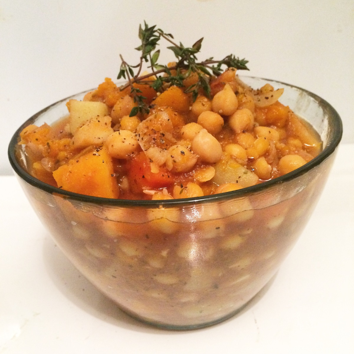 Chickpea and Squash Stew | Just Ate Vegan